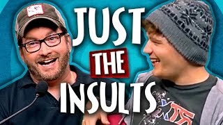 On The Spot: Just the Bits - (Best) Worst Insults | Rooster Teeth