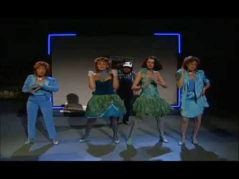Hornettes - Boogie Woogie Bugle Boy 1984