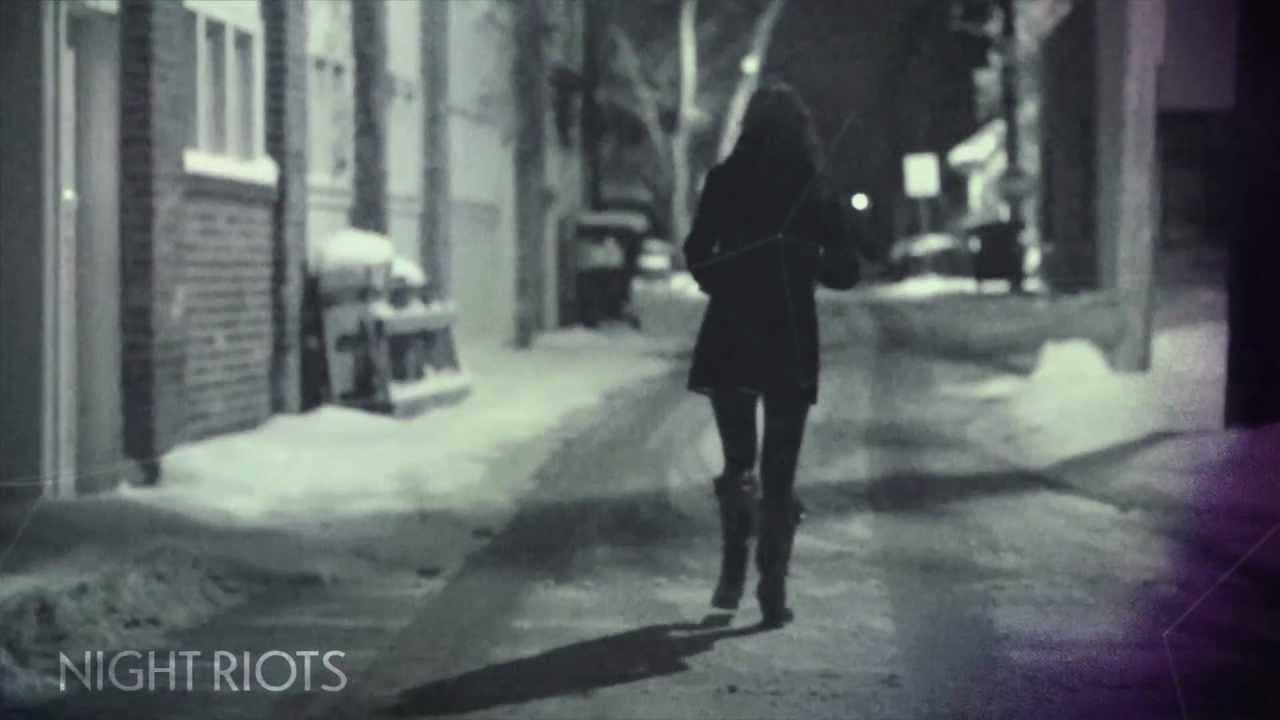 White Night Riots Night Riots || Spiders