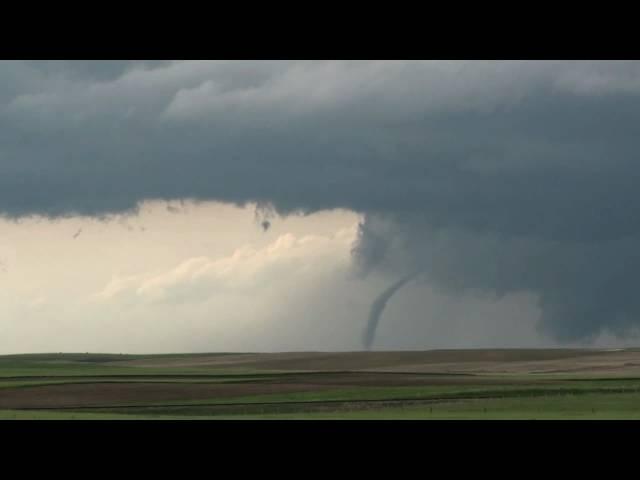 MSU Storm Chase Class Tornado!