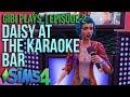 Gibi Plays | The Sims 4 - Daisy at the Karaoke Bar $$$ mp3 indir