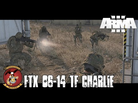 FTX 06-14 TF Charlie - ArmA 3 Large Scale Co-op Gameplay