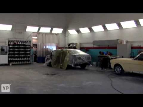 Las Vegas Collision Repair Metropolitan Auto Body & Paint