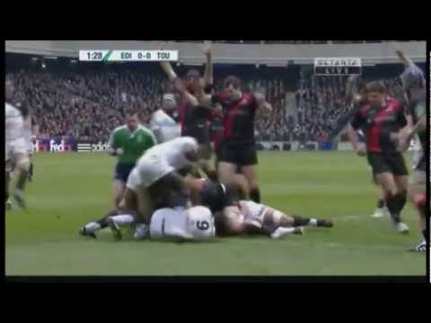 Edinburgh up and unders win them match against Toulouse