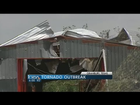 Tornado packed winds up to 200 mph