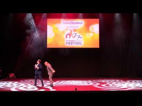 Sydney Latin Festival 2017   AUSTIN POWERS & DR EVIL TANGO