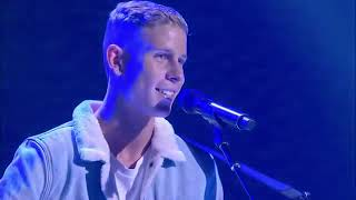 The Blind Auditions Mitch Paulsen sings 'thank u next'  The Voice Australia 2019