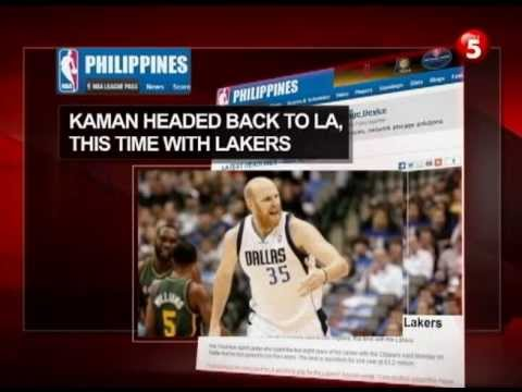News5E l CHRIS KAMAN BALIK LOS ANGELES NA! l JULY 10, 2013 AKSYON