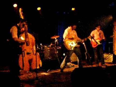 Nate Gibson&the Gashouse Gang - Rockin' Gyspy (Joe Maphis)