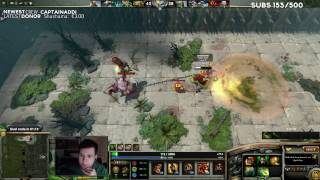 Testing the new Angel Arena Patch Stream VOD