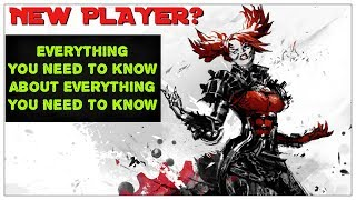 Guild Wars 2 - Just About Everything For New Players