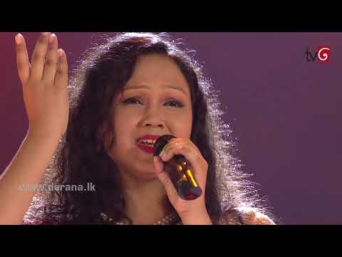 Evan folusha - Nathasha Fernando @ Derana Dream Star S08 (13-10-2018)