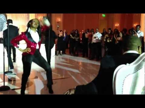 Wedding Surprise Dance...THE BEST