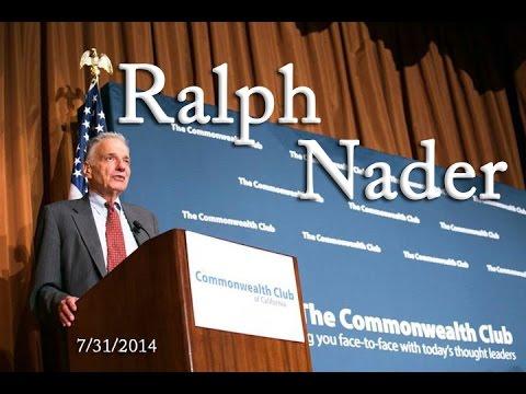 Ralph Nader (07/31/2014)