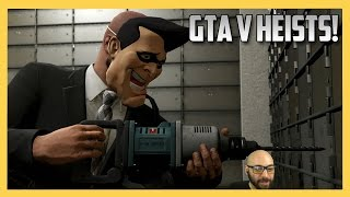 GTA 5 Heist - The Fleeca Job