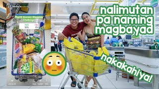 Grocery Shopping on a Budget Challenge | TheClingyFam EP143