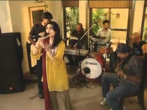 Kithe Nain Na Joreen - Live Jam At Home - Fariha Pervez video