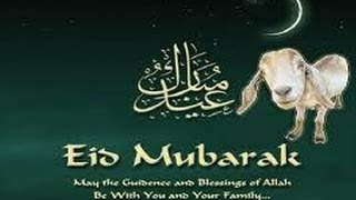 Eid Ul Azha and Qurbani