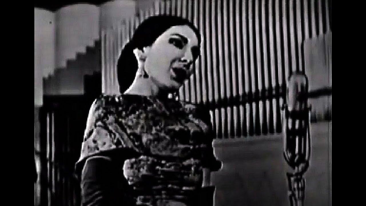 Bellini la sonnambula callas 1957 cadillac - Casta diva vintage ...