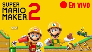 Niveles Kaizo (Imposibles) de Suscriptores | Super Mario Maker 2(Switch) [Español] David Nez
