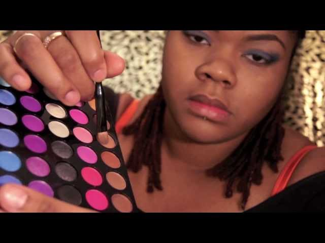 Makeup tutorial: I wanna dance with somebody by Whitney Houston