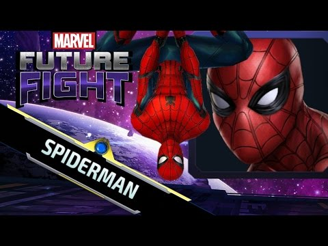 Spider-Man Categoría 2 [requisitos] | Marvel:Future Fight