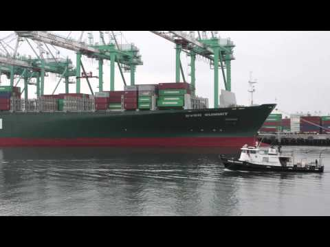 Port of Los Angeles: Main Channel Deepening Project