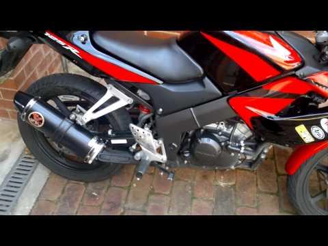 2009 Honda CBR125R IXIL Slip-On
