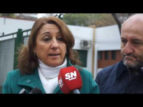 Fein admitió que calle San Martín es angosta y adelantó que la obra se licitará sin Metrobus
