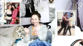 Vlogging with EDS: Holiday Healing, Waltzing, and Trying Food | Week 113