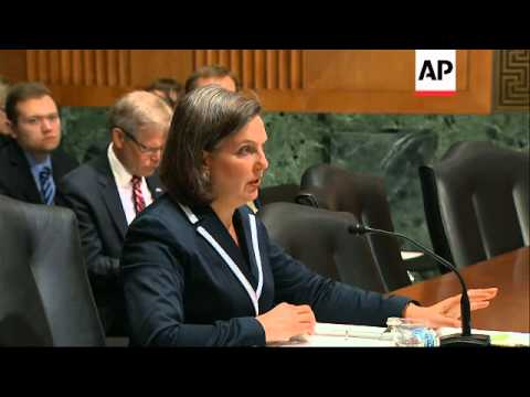 Nuland says expectations not high for Russia talks on Ukraine