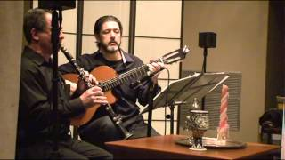 Jewish Music of Raleigh - Alex Gorodezky & Fred Jacobowitz - demo
