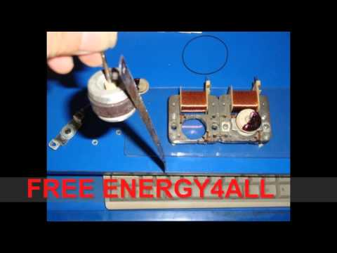 Overunity Free Energy Generator ,Shaded Pole Motors Self Running ,How It's Made.