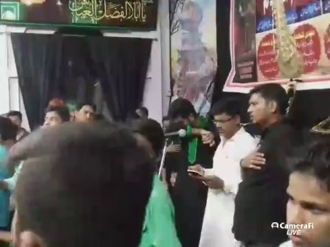 Live Nauha | 1st Muharram 1439 hijri | Gopalpur , Bihar | India