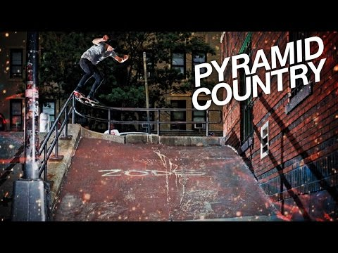 """Pyramid Country's """"Ripplescape"""" Video"""