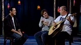 Tenacious D - Last Call with Carson Daly (Full Episode)