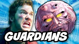 Guardians Of The Galaxy 2 - Ego The Living Planet Explained