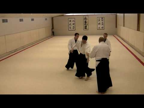 Aikido  Randori Multiple Attack 3 Image 1