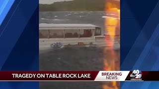 Father & son witness deadly duck boat accident