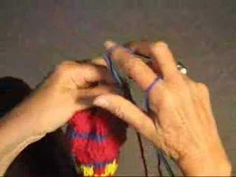 Knitting Tips By Judy Seed Stitch : SEED STITCH - YouTube