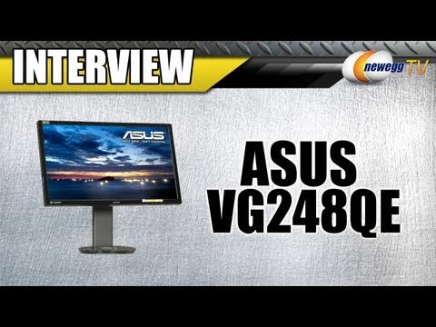 Newegg TV: ASUS VG248QE 24