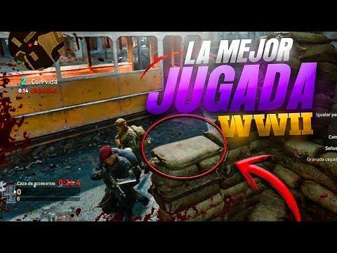 LA MEJOR JUGADA DE LA HISTORIA | PROP HUNT EN CALL OF DUTY: WW2
