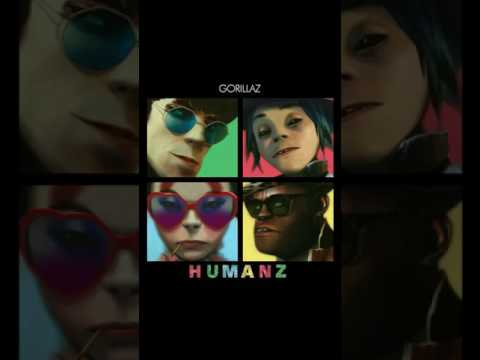 Gorillaz - Saturnz Barz (feat. Popcaan) [Audio]