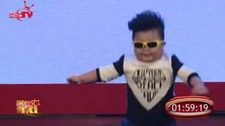 Tin Tin  -  thần đồng âm nhạc Việt Nam 2016 mới 4 tuổi