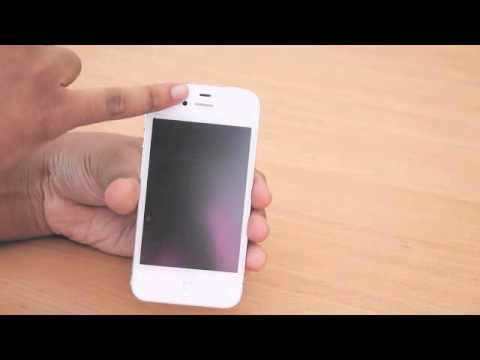 official white iphone 4 unboxing