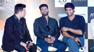 Shy Actor Prabhas At Baahubali 2 Trailer Launch