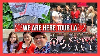 ✨❤️Monsta X We Are Here IN LA  | ULTIMATE VIP Experience! 190811