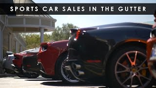 sports cars are not selling   look in the mirror