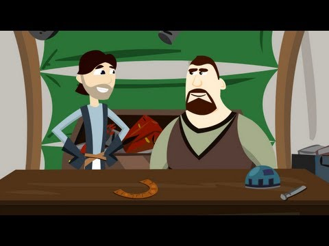 VENDORS - EPISODE 1 (STAR WARS ANIMATED SERIES)