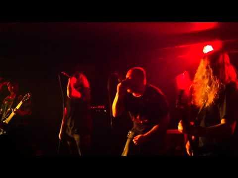The Resistance - An Eye for An Eye Live @ Club Deströyer